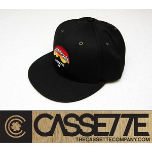 CASSETTE:CAP [TETON SUNRISE] ブラック/カセット キャップ|zenithgaragesurfplus