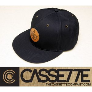 CASSETTE:CAP [ANCHORS AWAY] ネイビー/カセット キャップ|zenithgaragesurfplus