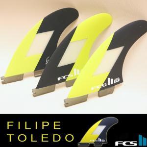 FCS2 FT フィリペ トレド シグネイチャーモデル (M) トライフィン Performance core THRUSTER Msize/FCS純正 zenithgaragesurfplus