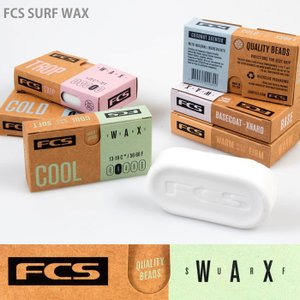 FCS SURF WAX:単品販売 FCSからサーフワックス新登場 1個から購入可能/郵便発送対応 サーフィン ワックス|zenithgaragesurfplus