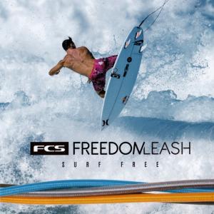 新色登場 FCS FREEDOM LEASH 6ft:軽く強く絡まない 革新的機能とデザインの フリーダムリーシュ/エフシーエス 送料無料|zenithgaragesurfplus|02