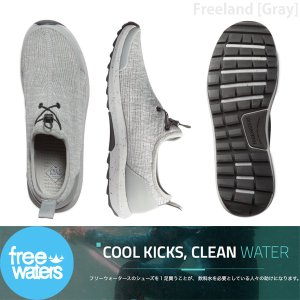 FREEWATERS:Freeland Mens アスレチックスタイルのスリッポンシューズ/フリーウォーター|zenithgaragesurfplus|02