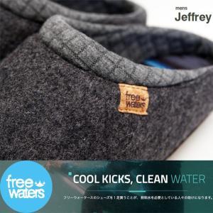 FREEWATERS:Jeffrey Mens ルームシューズ&サンダルとしても使えるマルチシューズ 2018 holiday/フリーウォーター|zenithgaragesurfplus|05
