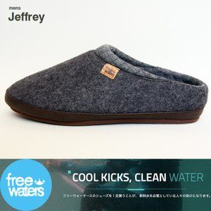 FREEWATERS:Jeffrey Mens ルームシューズ&サンダルとしても使えるマルチシューズ 2018 holiday/フリーウォーター|zenithgaragesurfplus|07