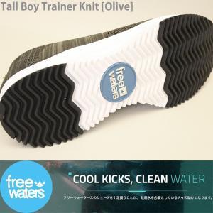 FREEWATERS:Tall Boy Trainer Knit Mens シーンを選ばないスタイリッシュなマルチシューズ/フリーウォーター|zenithgaragesurfplus|11