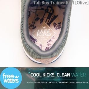 FREEWATERS:Tall Boy Trainer Knit Mens シーンを選ばないスタイリッシュなマルチシューズ/フリーウォーター|zenithgaragesurfplus|09