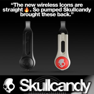 Skullcandy Bluetooth:ICON WIRELESS 軽量&タフ スノーボーダーに愛されたICONがワイヤレスになって新登場 10時間バッテリー搭載 正規店2年保証/送料無料|zenithgaragesurfplus|04