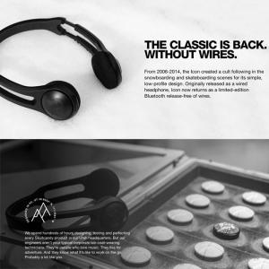 Skullcandy Bluetooth:ICON WIRELESS 軽量&タフ スノーボーダーに愛されたICONがワイヤレスになって新登場 10時間バッテリー搭載 正規店2年保証/送料無料|zenithgaragesurfplus|05
