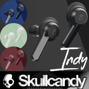 プレゼント付き Skullcandy:INDY Full wireless タッチセンサー搭載 フルワイヤレス イヤフォン インディ /スカルキャンディー 送料無料|zenithgaragesurfplus