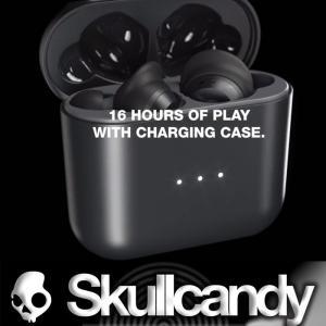 プレゼント付き Skullcandy:INDY Full wireless タッチセンサー搭載 フルワイヤレス イヤフォン インディ /スカルキャンディー 送料無料|zenithgaragesurfplus|09