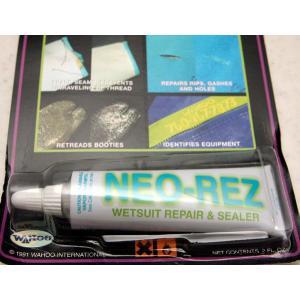 NEO REZ 2.0oz:ネオレズ 仕上がりが透明で柔らかいウエットスーツの修理材/郵便発送対応|zenithgaragesurfplus