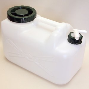 ポリタンク:容量10リッターのポリタンク|zenithgaragesurfplus