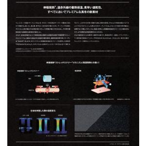 SURF GRIP:PREMIUM BLACK INNER 0.7mm 伸張発熱の暖か防寒インナー ショートジョン プレミアムブラック 日本製/サーフグリップ SURFGRIP|zenithgaragesurfplus|04