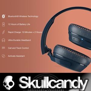 Skullcandy Bluetooth:RIFF WIRELESS ヘッドフォン リフ ワイヤレス  急速充電機能 正規店2年保証/送料無料|zenithgaragesurfplus|11