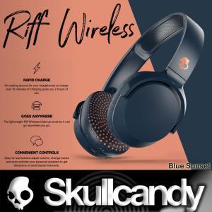 Skullcandy Bluetooth:RIFF WIRELESS ヘッドフォン リフ ワイヤレス  急速充電機能 正規店2年保証/送料無料|zenithgaragesurfplus|04
