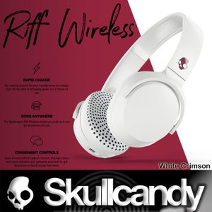 Skullcandy Bluetooth:RIFF WIRELESS ヘッドフォン リフ ワイヤレス  急速充電機能 正規店2年保証/送料無料|zenithgaragesurfplus|06