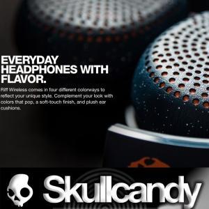 Skullcandy Bluetooth:RIFF WIRELESS ヘッドフォン リフ ワイヤレス  急速充電機能 正規店2年保証/送料無料|zenithgaragesurfplus|10