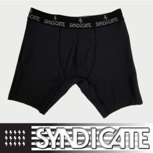 SYNDICATE:シンジケート インナーサポーターパンツ/男性用フリーサイズ