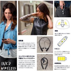 Skullcandy Bluetooth:Ink'd Wireless スカルキャンディー ワイヤレスイヤーフォン インクド 正規店1年保証/送料無料対象商品|zenithgaragesurfplus|02