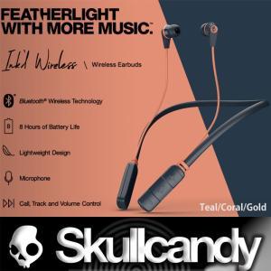 Skullcandy Bluetooth:Ink'd Wireless スカルキャンディー ワイヤレスイヤーフォン インクド 正規店2年保証/送料無料対象商品|zenithgaragesurfplus|08
