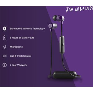Skullcandy Bluetooth:JIB Wireless スカルキャンディー ワイヤレスイヤーフォン ジブワイヤレス 正規店2年保証/送料無料対象商品|zenithgaragesurfplus|11