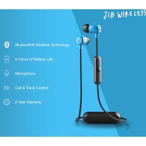 Skullcandy Bluetooth:JIB Wireless スカルキャンディー ワイヤレスイヤーフォン ジブワイヤレス 正規店2年保証/送料無料対象商品|zenithgaragesurfplus|09