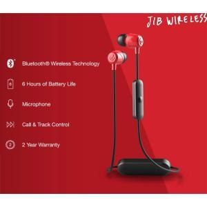 Skullcandy Bluetooth:JIB Wireless スカルキャンディー ワイヤレスイヤーフォン ジブワイヤレス 正規店2年保証/送料無料対象商品|zenithgaragesurfplus|10