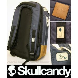 SkullCandy:スカルキャンディー バックパック [COIN-NAVY2]|zenithgaragesurfplus|02