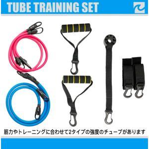 TUBE TRAINING SET:パドル力UP 自宅でできるサーフトレーニング/週イチサーファー・ビギナーにもオススメです DVD付き|zenithgaragesurfplus|02