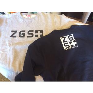 [ZGS+] ZENITH GARAGE:ビンテージデザイン 11.5oz ヘビーウエイトトレーナー|zenithgaragesurfplus