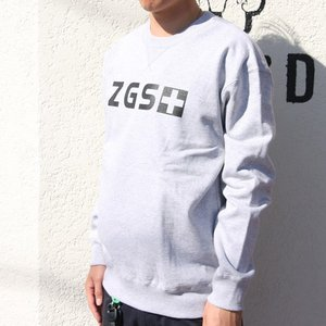 [ZGS+] ZENITH GARAGE:ビンテージデザイン 11.5oz ヘビーウエイトトレーナー|zenithgaragesurfplus|04