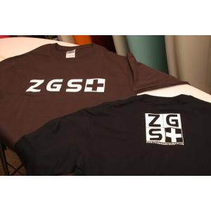 [ZGS+] ZENITH GARAGE: L/S Tee 6oz 長袖Tシャツ|zenithgaragesurfplus