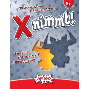 1994年ドイツゲーム大賞1位、ドイツカードゲーム賞1位を獲得した大人気の『6ニムト』の最新作!! ...