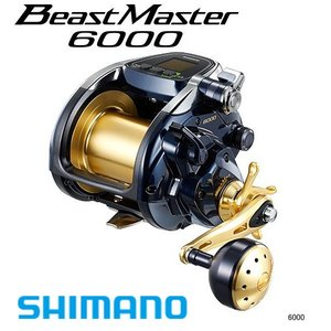 シマノ 電動リール ビーストマスター6000...