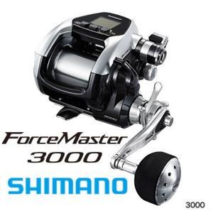 シマノ 電動リール フォースマスター3000|zeniya-tsurigu