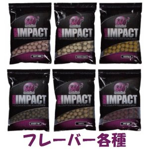 ダイワ メインライン ハイインパクト カープベイツ1kg 15mm/鯉 エサ|zeniya-tsurigu