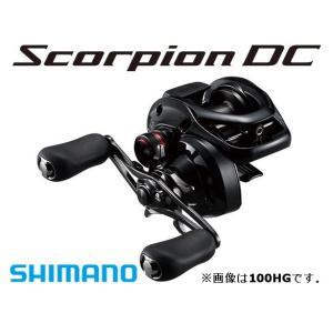 【決算セール】シマノ 17 スコーピオン DC 101 LEFT / ベイトリール 左ハンドル|zeniya-tsurigu