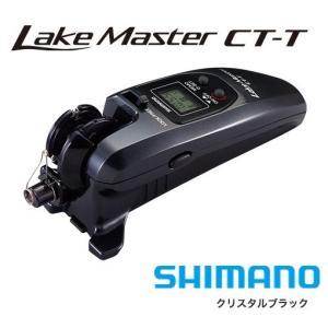 シマノ ワカサギリール レイクマスター CT-T クリスタルブラック|zeniya-tsurigu