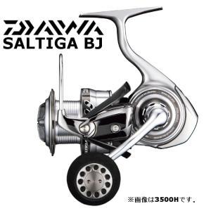 ダイワ ソルティガ BJ (ベイジギング) 3500SH /スピニングモデル|zeniya-tsurigu