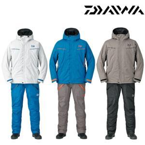 防寒最終セール!! ダイワ 防寒 レインマックス エクストラハイロフト ウィンタースーツ DW-3207 M〜XL|zeniya-tsurigu