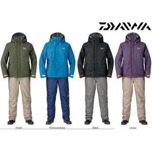 防寒最終セール!! ダイワ 防寒 レインマックス ハイロフトウィンタースーツ DW-3507  2XL zeniya-tsurigu