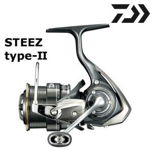 ダイワ スティーズ タイプ2 STEEZ type-II / スピニングモデル|zeniya-tsurigu