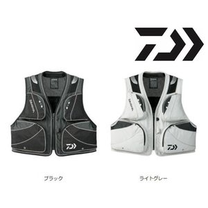 ダイワ バリアテック ショートベスト DV-3008 / 2XL〜キング 鮎 ベスト|zeniya-tsurigu