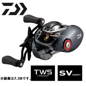 ダイワ タトゥーラ SV TW 7.3L / TATULA ベイトリール 左ハンドル|zeniya-tsurigu