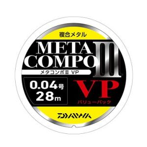 ダイワ メタコンポ III VP 28m /鮎 ライン メタコンポ3|zeniya-tsurigu