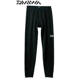 ダイワ 防寒 ブレスマジック ロングタイツ(極厚手) DU-3106P / インナー|zeniya-tsurigu