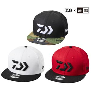 ダイワ 帽子 DC-5308N(9FIFTYTM Collaboration with NEW ERA) / ニューエラ|zeniya-tsurigu