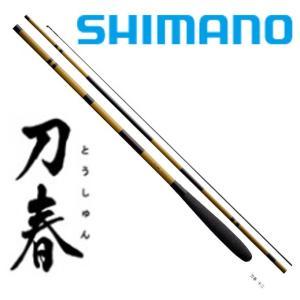 シマノ 刀春 8尺 / とうしゅん へら竿|zeniya-tsurigu