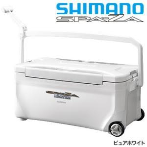シマノ クーラーボックス スペーザ リミテッド 350 キャスター付 HC-135M  / 35L|zeniya-tsurigu
