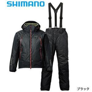 半額!!シマノ 防寒 DS-HD アドバンスウォームスーツ EX RB-024N|zeniya-tsurigu
